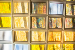 Santa Ana - Sky Lights #2 - 6915 (www.karltonhuberphotography.com) Tags: windows light texture beautiful lines colorful pattern bright artistic skylight citylife illumination vivid naturallight historic lookup southerncalifornia santaana stainedglasswindows architecturaldetails 2015 santaanacalifornia nikkor28300mm karltonhuber nikond750