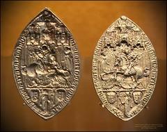 The signet depicting St. George England XV century Bronze 4299 MuzMim 5.63 Peat s prikazom Sv. Jurja Engleska XV stoljee Bronca Inv. br. ATM 595 2015 S 2466 Mimara_043 (Morton1905) Tags: england st bronze century george br s xv signet atm sv inv the bronca 595 2015 depicting 563 2466 4299 engleska jurja peat stoljee prikazom muzmim mimara043