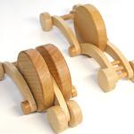 木製玩具の写真
