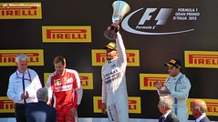 F1 Monza GP 2015 - Podium (Marco Moscariello) Tags: mercedes williams champagne f1 ferrari massa podium trophy formula1 monza 2015 trofeo podio felipemassa lewishamilton sebastianvettel italiangp teamlh