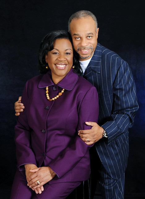 Pastor Jenkins &amp_ First Lady