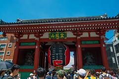 Templo Senso-ji, Kaminarimon (Japn Entre Amigos) Tags: sensoji asakusa kaminarimon
