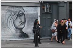 0707 ON SPITALFIELDS SHUTTERS (StockCarPete) Tags: streetart shutters 0707 londonstreetart shutterart