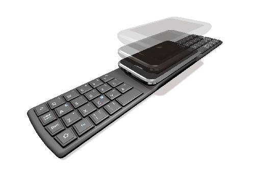 NFCキーボードの写真