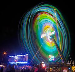 Atmos Fear (moggsterb) Tags: color circle spectrum fairground spin atmosphere fair kaleidoscope swirl hullfair