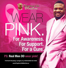 Wear Pink for Cancer Awareness (Kingdom Life Ministries) Tags: life music woman usa men love church america hospital temple happy concert community support women contemporary preacher unity faith religion cancer give teacher blessing celebration help doctor american believe convention bible conference ministries awareness multicultural convocation pastor teach bishop cure fellowship minister deacon selfie holyghost forgive