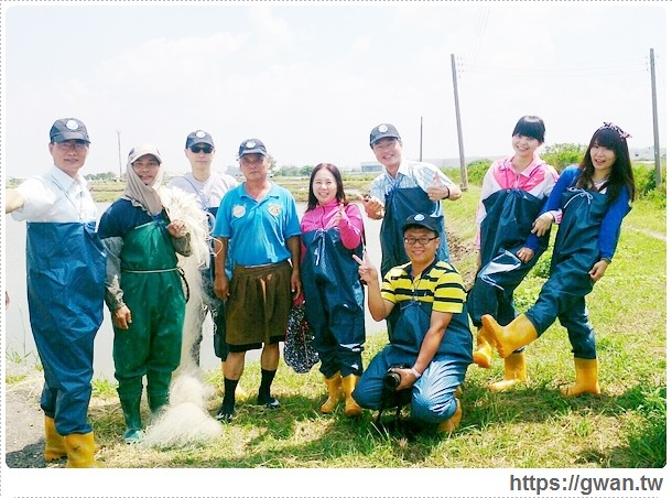 [台南旅行] 認識台江 — 樂活新安南一日小旅行♪特色景點、在地小吃、魚塭體驗 ♥