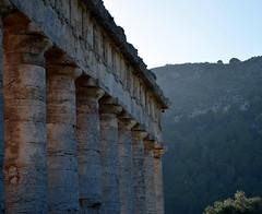 DSC_0002-001 (caterinaavino) Tags: temple ancient columns classics sicily classical sicilia segesta mozia mothia motya