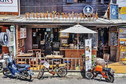 Thailand's wild west