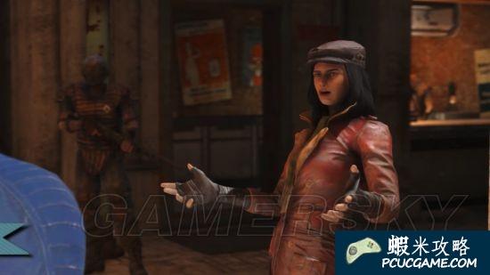 異塵餘生4 女性同伴角色Piper背景故事
