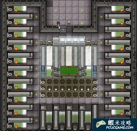 監獄建築師 逃脫模式 監獄建造圖文教學