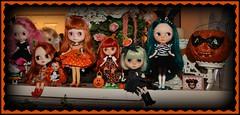 Halloween Shelf Part 2