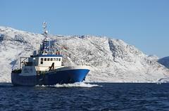 Fishing (Signe09) Tags: ice fishing arctic greenland fishingboat westerngreenland