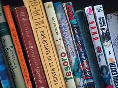 Books 20140404 (caligula1995) Tags: books shelf 2014 shelfie