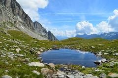 Cava delle Pigne (dino_x) Tags: mountains montagna switzerland saveearth allaperto acqua alps alpi reflections roccia riflessi natura nature panorama landscape lake lago