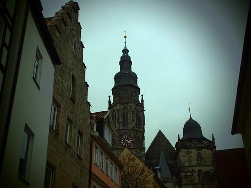 Coburg - Morizkirche