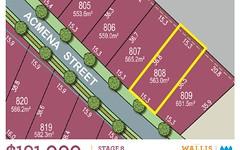Lot 808, Acmena Street, Gillieston Heights NSW