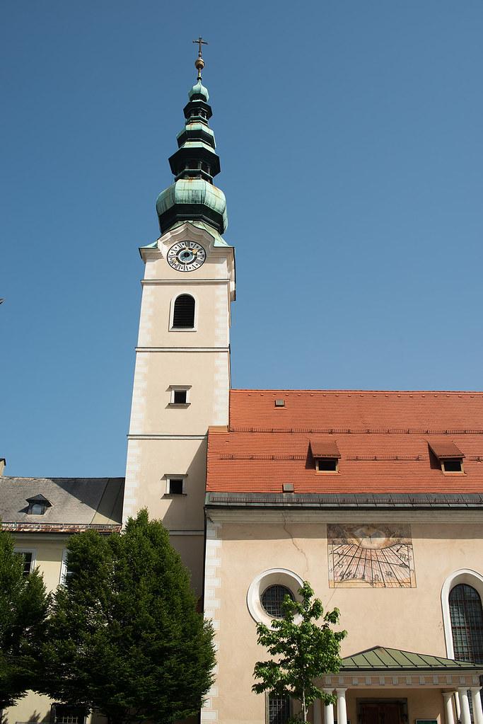 фото: Heiligengeistkirche, Klagenfurt am W