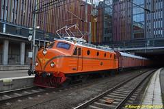 Rapid 1 846 SJ (Di Trani Roberto) Tags: 1 gvle da sj per rapid treno con 846 stockhom storico partenza scandinavia092012