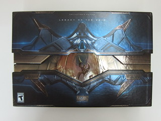 StarCraft 2 - Legacy of the Void - Collector's Edition
