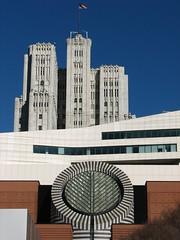 new look (Szymek S.) Tags: sanfrancisco california building museum architecture sfmoma soma southofmarket