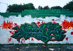 Jame - Oslo 2007 (Airone THP TNB) Tags: oslo graffiti jame oslograffiti thp thpcrew