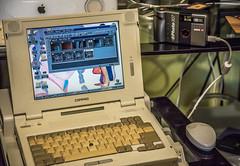 Agfa ePHOTO 307 (1996) (maoby) Tags: camera collection mac ordi pc computer compaq