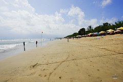 Tropical beach (A. Wee) Tags: kuta bali  beach  indonesia