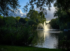Fontein Oosterpark Amsterdam (PortSite) Tags: 2016 gerardkrol gh nikon d3s krol fontein vijver amsterdam natuurlijklicht naturallight park buiten outdoor outside noordholland mokum