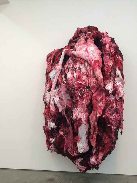 Anish Kapoor at Gladstone Gallery, NYC