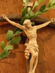 Jesus 17 (Immanuel COR NOU) Tags: jesus cristo christus crist cruz creu croix jhs jesu cornou immanuel jesucristo pasin viacrucis vialucis salvador rey knig savior lord