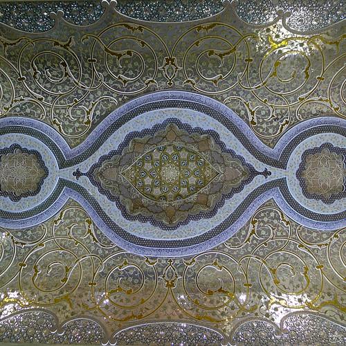 Teheran, Imam Khomeini Shrine von unten