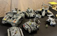 32 (Bricktastic) Tags: brickevents lego queenslandlegousergroup goldcoast afol moc