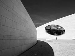 Hard Light (josaraujo) Tags: bw blackwhite hardlight highcontrast contrast lisboa lisbon urban geometry shadows monochrome architecture curves olympus esolympus mzuiko1240f28 em1