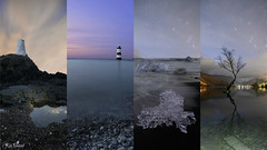 Collage (Ffotograffiaeth Kai Daniel Photography) Tags: wales walesonline world water explore tranquil tree image photography photo park adra astro astrophotography seascape snowdonia sunset stars d610 follow favourite fave flickr flickrexplore home lowlight landscape like landscapes lighthouse cymru colors nikon northwales night nationalpark me morning
