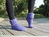 Heatholders (wollstrumpf77) Tags: heatholders girl closeup strickstrumpfhose strickstrumpfhosen strumpfhose skisocken dicke dickesocken fuzzy fuzzysock lila purple purble abs stoppersocken