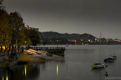 Lungolago Arona 26.10.16-0011 (Maurizio Piazzai) Tags: arona castellodiangera lago lagomaggiore lungolago