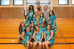 Women's Basketball Team (mission.events) Tags: women basketball missioncollege saints santaclara california usa