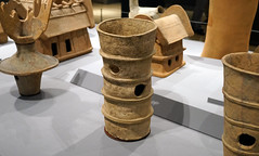 Haniwa cilinder