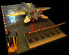 F-14A Tomcat Launch Afterburner & Deck (crash_cramer) Tags: lego f14 f14a tomcat
