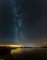 Milky Way (PeteWPhotography) Tags: milky way astro water reflect galaxy light star stars sky night new forest