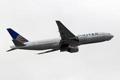 United 777 N773UA (Ian E. Abbott) Tags: boeing777222 boeing777200 boeing777 boeing 777222 777200 777 unitedairlines n773ua 26929 sanfranciscointernationalairport sanfranciscoairport ksfo sfo