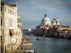 P1020757 (guidomoroni) Tags: venice venezia biennale water canal rome roma sanpietro cupola vatican navona