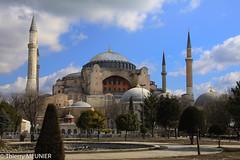 Mosquée (thierry_meunier) Tags: istanbul turkey turquie architecture islam jardin minaret mosque mosquée outside religion sitehistorique travel voyage