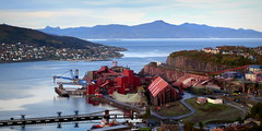 Narvik (PeterCH51) Tags: norway narvik harbour iron ore ironore peterch51 port