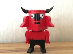 Dickkopp - Mephisto (1) (zvorifes50) Tags: lego moc dickkopp mephisto satan belzebub teufel
