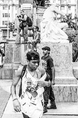 _DSC2406 (felipecarloscaetano) Tags: 2016 brasil brazil paulo são centro chá costumes de do fantasias fotografia halloween municipal people pessoas photography rua street teatro viaduto walk zombie