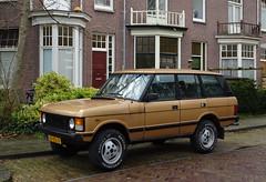 1984 Range-Rover (peterolthof) Tags: peterolthof leeuwarden 29zsl2 rangerover