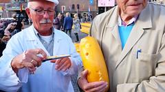 (Lin ChRis) Tags: alkmaar netherlands holland 荷蘭 阿爾克馬爾 cheesemarket cheese trip travel food 起士 tasty