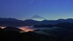 Opening (peaceful-jp-scenery (busy)) Tags: mtfuji shimizu seaofclouds mist fog landscape mountain worldheritage          sony 99 a99m2 ilca99m2 amount sal2470z variosonnart2470mmf28za carlzeiss